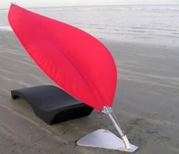 Rimbou Lotus : le mix entre voile d'ombrage et parasol